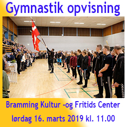 Bramming IF Gymnastik - Bo i Bramming